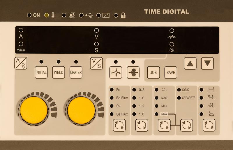 панель управления Time Group TDN-5000